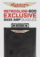 Retroglide-800 Exclusive Bass Amp Bundles
