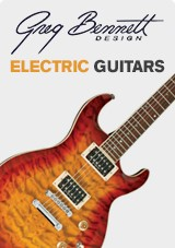 Greg Bennett Electric Guitars