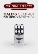 Origin Effects Cali76 Compact Deluxe-kompressori
