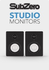 SubZero Studio Monitorit
