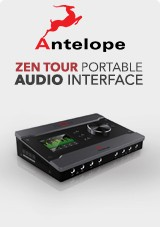 Antelope Audio Zen Tour Kannettava Audio Interface