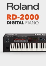 Roland RD-2000 Digitaalinen 'Stage'-piano