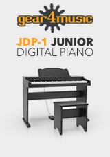 JDP-1 Junior digipiano Gear4music, mattamusta