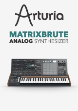 Arturia MatrixBrute analoginen syntetisaattori
