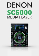 Denon DJ SC5000 Prime Media Player