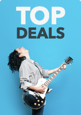 Top deals: Music equipment discounts, special offers & musical instrument deals