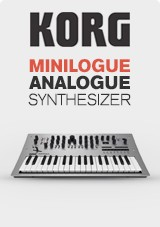 Korg Minilogue Analoginen Syntetisaattori