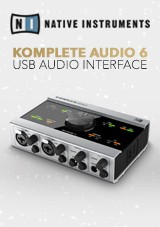 Native Instruments Komplete Audio 6 USB-Interface