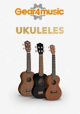 Gear4Music Ukulele